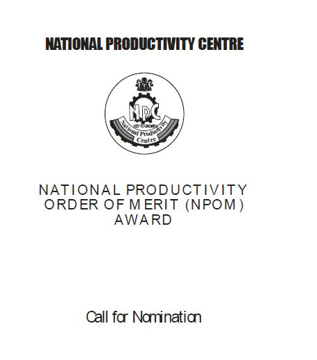 NPOM call for nomination