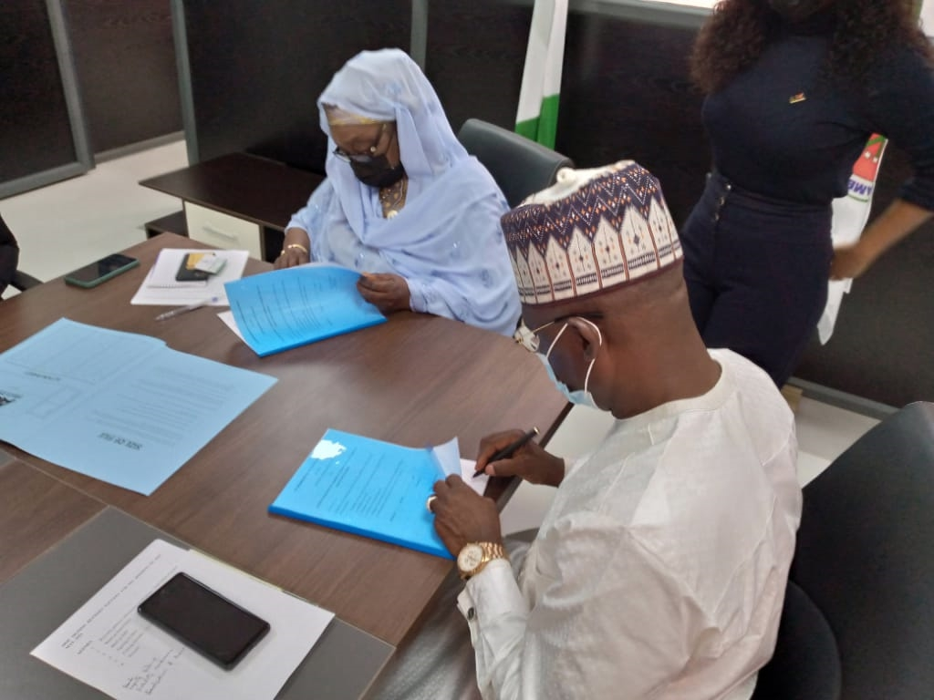 NATIONAL PRODUCTIVITY CENTRE (NPC) SIGNS MOU  WITH NACCIMA
