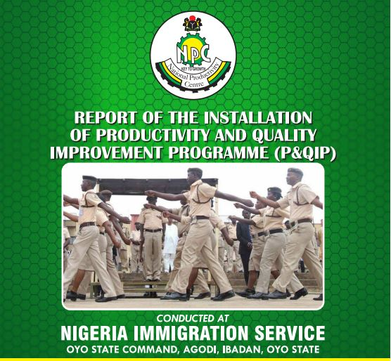 Productivity and Quality Improvement Programme in Oyo State Immigration Service